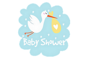 baby shower logo