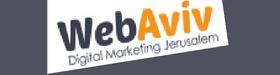 שיווק דיגיטלי ירושלים – יעל לסרי WebAviv Logo